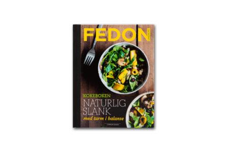 Kokeboken Naturlig slank med tarm i balanse