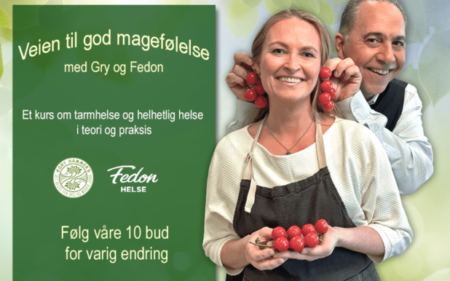 Nettkurs med Gry Hammer og Fedon Lindberg