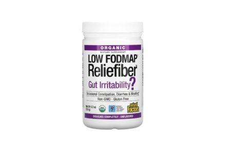 Organic Low Fodmap Reliefiber
