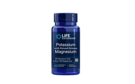 Potassium with Extended Release Magnesium
