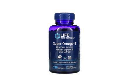 Super Omega-3, 240 kapsler