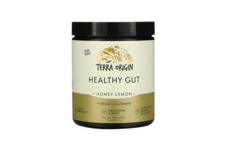 Terra Origin Healthy Gut, honning og sitron